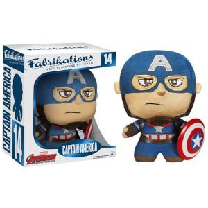 Funko Captain America Plushie Fabrikations
