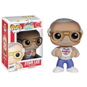 Funko Stan Lee (London Comic Con) Pop! Vinyl