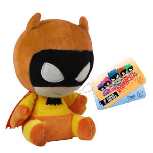 Vinyl Sugar Mopeez DC Comics Batman 75th Colorways - Yellow Plush Figure Mopeez