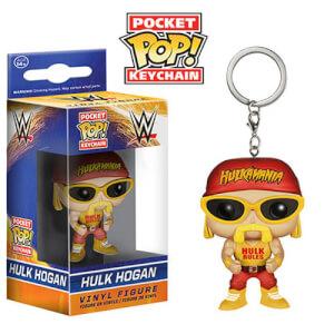 Funko Hulk Hogan Keychain Pop! Keychain