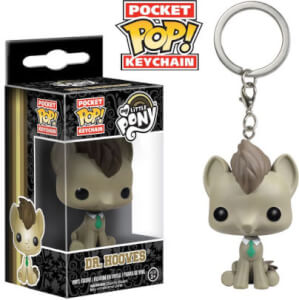 Funko Dr. Hooves Keychain Pop! Keychain