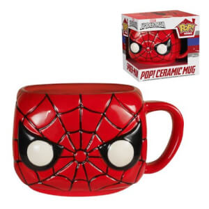 Funko Spiderman Mug Pop! Home