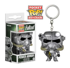 Funko Power Armor Pop! Keychain