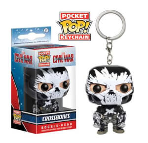 Funko Crossbones Pop! Keychain