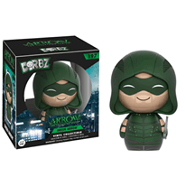 Vinyl Sugar Green Arrow Dorbz