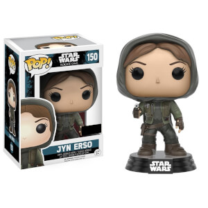 Star Wars Rogue One Jyn Erso (Hood Up) EXC Pop! Vinyl