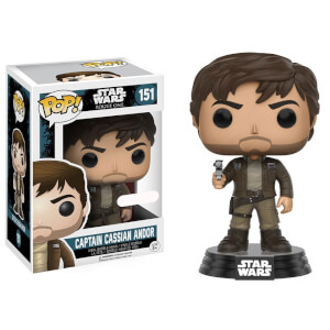 Funko Captain Cassian Andor (Brown Jacket) Pop! Vinyl