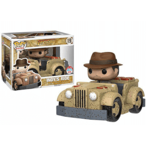 Funko Indy'S Ride Pop! Vinyl