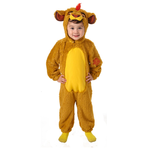 Disney Lion Guard Baby & Toddler Kion Fancy Dress Costume