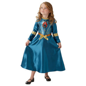 Disney Girls' Brave Merida Fancy Dress Costume