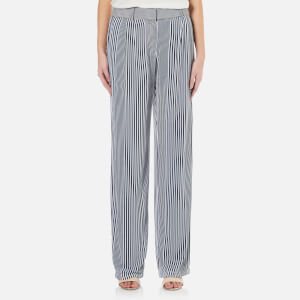 MICHAEL MICHAEL KORS Women's Corsican Stripe Pants - White