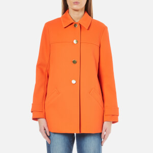 MICHAEL MICHAEL KORS Women's Swing Coat - Poppy