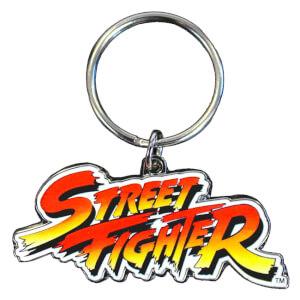 Street Fighter Keyring