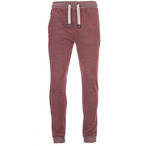 Smith & Jones Men's Southwell Joggers - Tawny Port Marl