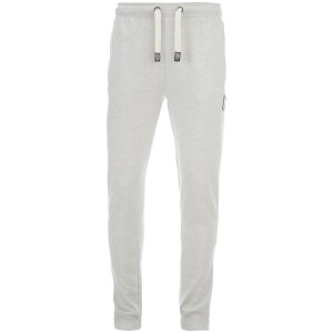 Smith & Jones Men's Southwell Joggers - Light Grey Marl