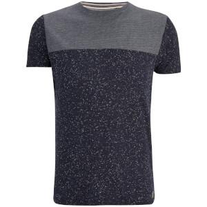 T-Shirt Homme Winfrey Brave Soul -Bleu Marine