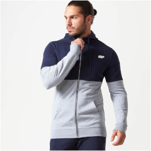 Sweat à capuche zippé Superlite