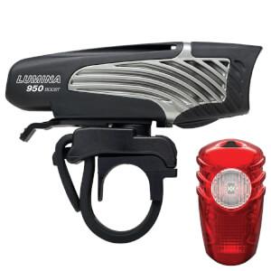 Niterider Lumina 950 and Solas 100 Light Set