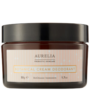 Aurelia Probiotic Skincare Botanical Cream Deodorant(오렐리아 프로바이오틱 스킨케어 보태니컬 크림 데오드란트 50g)