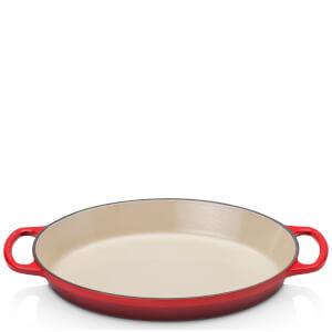 Le Creuset Oval Gratin Dish - 28cm - Cerise