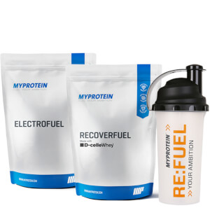 Myprotein Fuel Bundle - Summer Fruits/Natural Chocolate