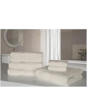 Highams 100% Egyptian Cotton 7 Piece Towel Bale (500gsm) - Cream