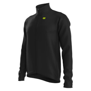 Alé Klimatik K-Racing Rain Jacket - Black