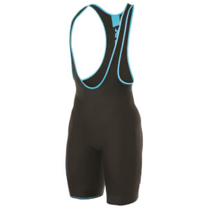 Alé Klimatik K-Atmo Winter Bib Shorts - Black