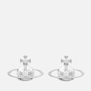 Vivienne Westwood Women's Suzie Earrings - Rhodium