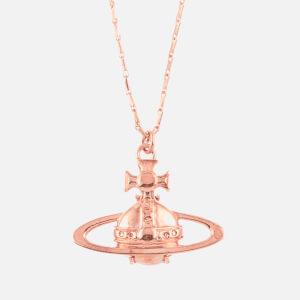 Vivienne Westwood Women's Suzie Pendant - Rose Gold