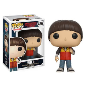 Stranger Things Will Pop! Vinyl Figur