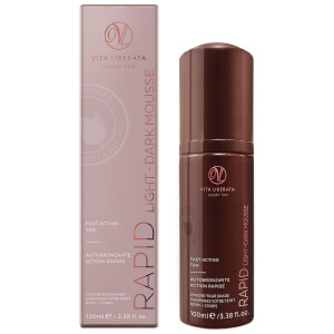 Vita Liberata Rapid Tan Mousse -rusketusvaahto 100ml