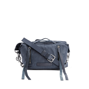 McQ Alexander McQueen Women's Mini Hobo Bag - Denim