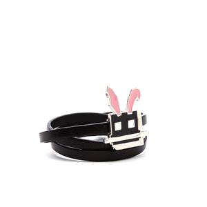 McQ Alexander McQueen Women's Electro Bunny Mini Bracelet - Plasticine/Silver