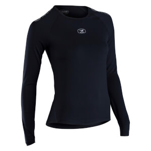 Sugoi Women's RS Core Long Sleeve Baselayer - Black