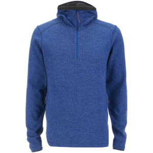Fjallraven Men's High Coast Wool Hoody - Estate Blue