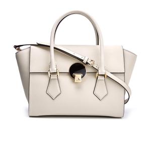 Vivienne Westwood Women's Opio Saffiano Leather Handbag - Beige