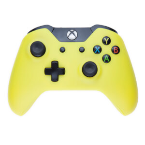 Manette Custom Xbox One - Édition Jaune Brillant