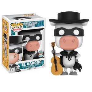 Hanna Barbera El Kabong EXC Pop! Vinyl Figure