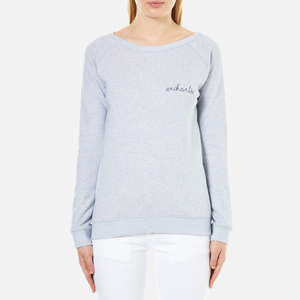 Maison Labiche Women's Enchantée Sweatshirt - Ciel Rose