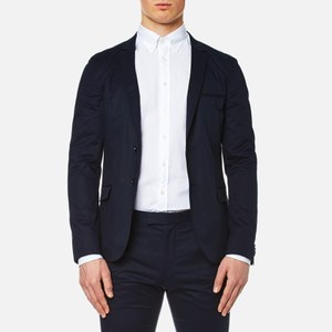 HUGO Men's Anfred Jacket - Dark Blue