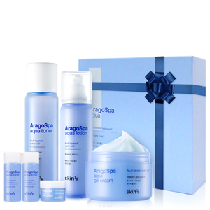 Skin79 Aragospa Aqua Skin Care Six Piece Set (Worth $118)