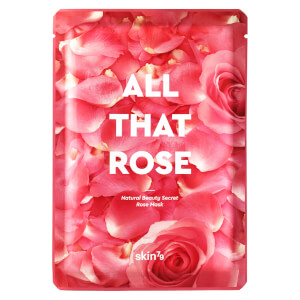 Skin79 All That Rose Mask różana maseczka do twarzy 25 g