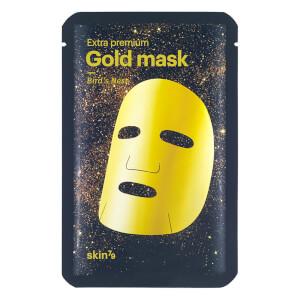 Skin79 Extra Premium Gold maschera all'asplenio 27 g (confezione da 10)