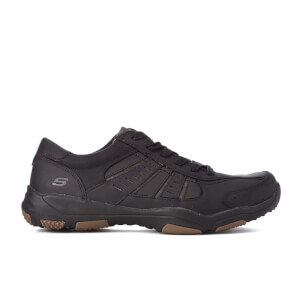 Skechers Men's Larson Nerick Trainers - Black