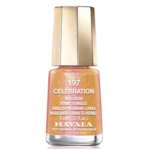 Mavala Disco Collection Polychrome Effect Nail Colour - 197 Celebration