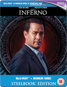 Inferno - Steelbook Ed. Limitada