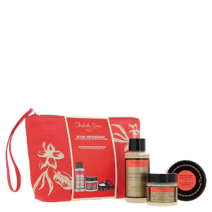 Christophe Robin Regenerating Hair Ritual Travel Kit -hiustenhoitomatkasetti
