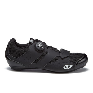 Giro Savix Women's Road Cycling Shoes - Black/White