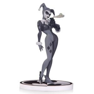 Estatua DC Collectibles Harley Quinn - Blanco/negro